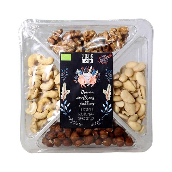 Oravan onnellisuuspakkaus 300 g