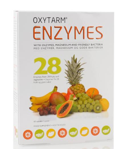 Oxytarm Entzymes 60 kaps.