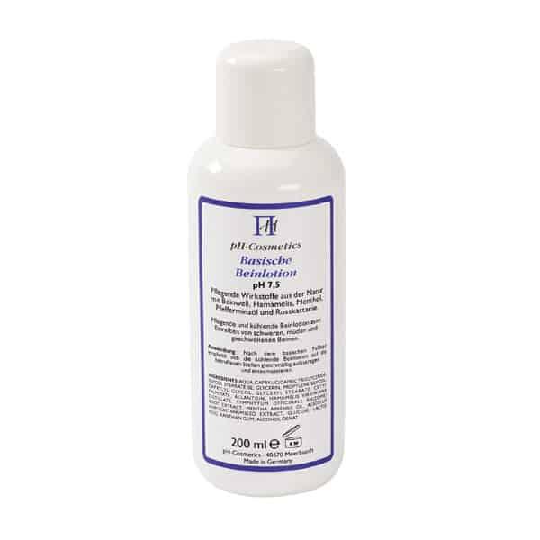 pH-Cosmetics jalkavoide Beinlotion 200 ml