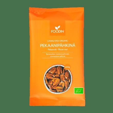 foodin Pekaanipähkinä 400g luomu