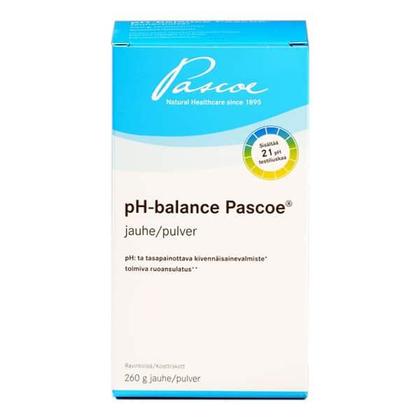 pH-balance jauhe Pascoe 260g - HCA