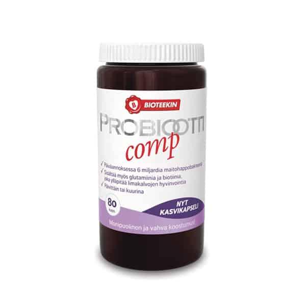 Probiootti Comp 80 kaps - Bioteekki