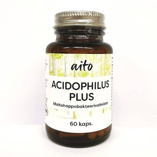 Aito acidophilus plus 60kaps.