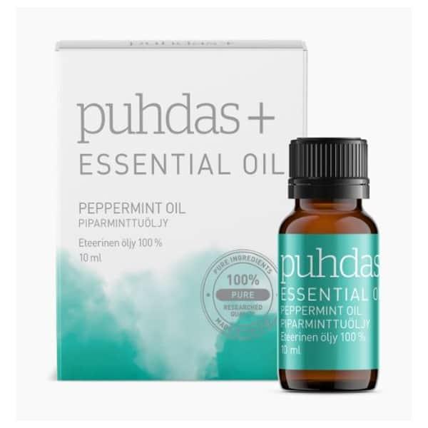 Peppermint Essential Oil 10ml - Puhdas+