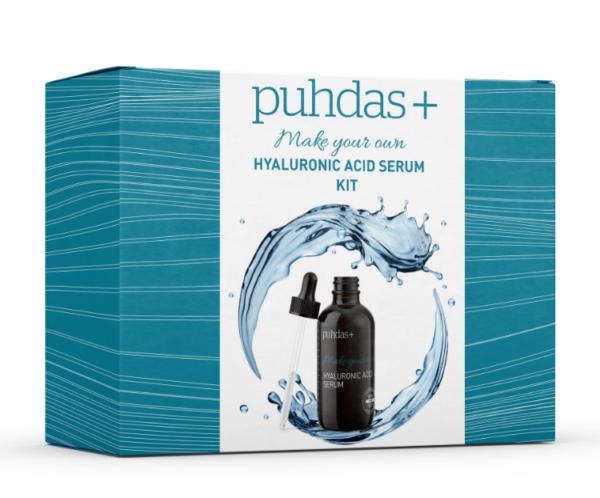 Make your own hyaloronic kit 40g - Puhdas+