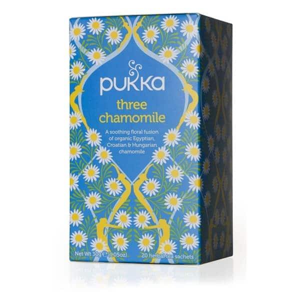 PUKKA three chamomile 20pss