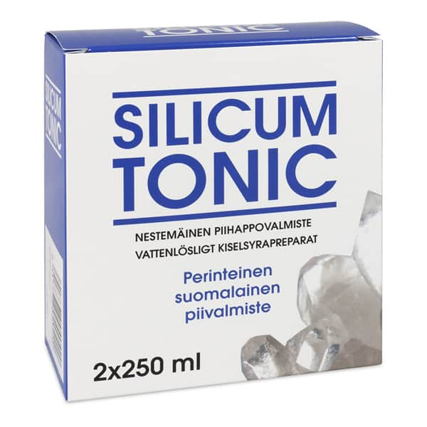 Silicum tonic 2 x 250 ml - Biomed