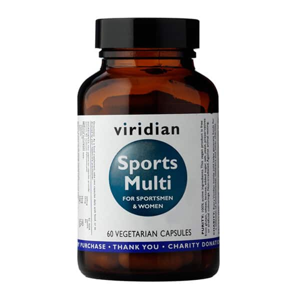 Viridian Sports Multi 60 kaps