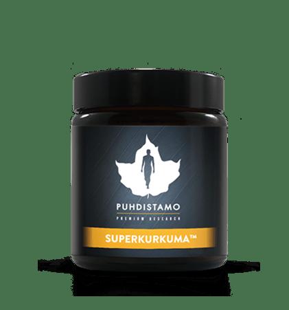 Superkurkuma - Puhdistamo