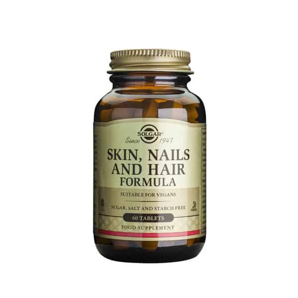 Skin, nails and hair formula 60 tabl - Solgar