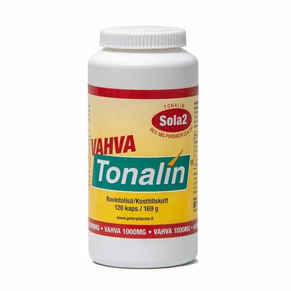 Vahva Tonalin 120 kaps - Polar Pharma