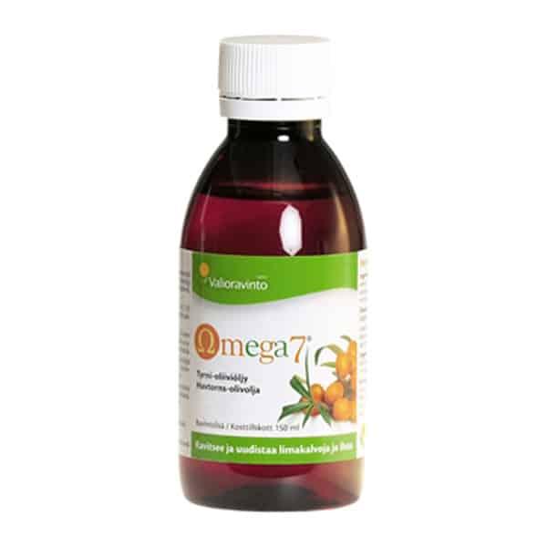 Omega 7 öljy 150 ml - Bertil`s Health