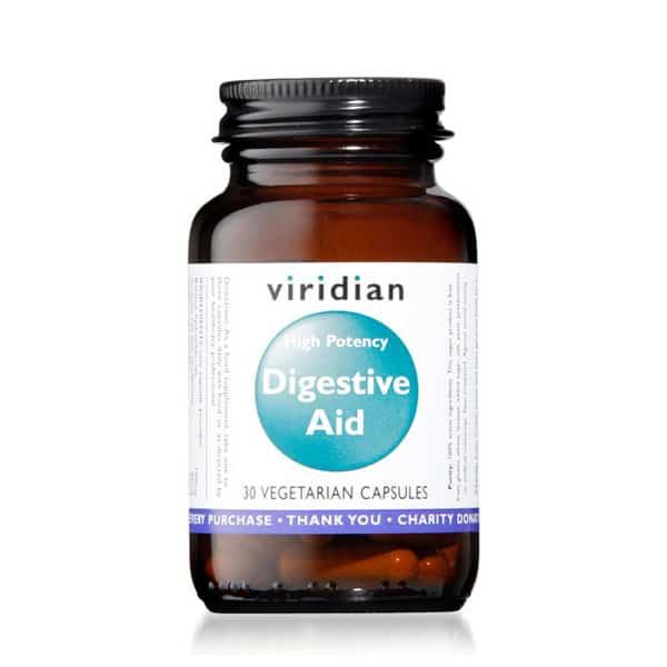 Viridian Digestive Aid 30 kaps