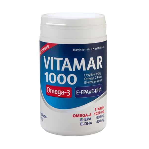 Vitamar 1000 100 kaps - Hankintatukku