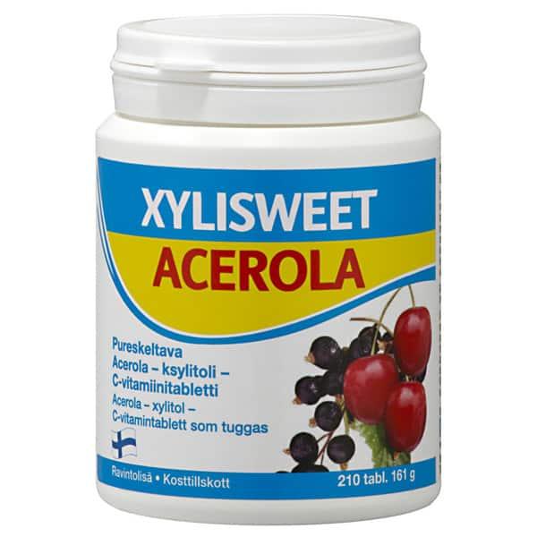 Xylisweet Acerola 210tabl.