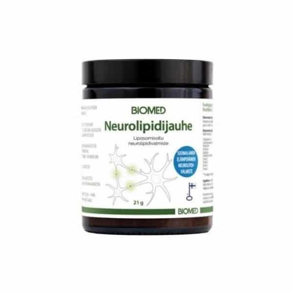 Neurolipidijauhe 21g - Biomed