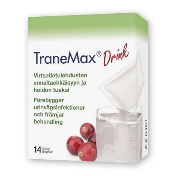 Tranemax Drink 14 annospussia