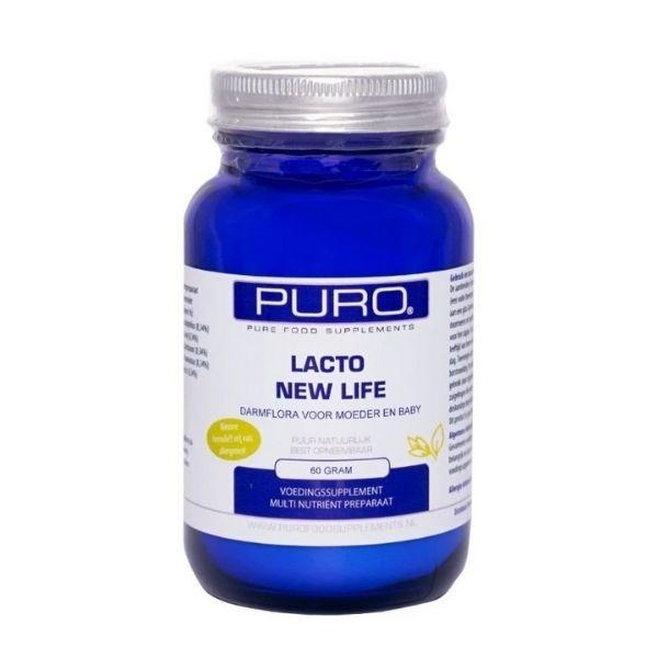Lacto New Life 60g - Puro
