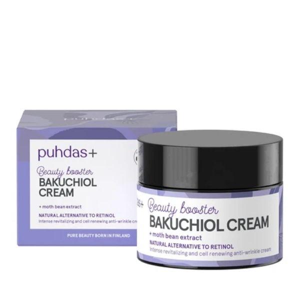 Bakuchiol cream 50ml - Puhdas+