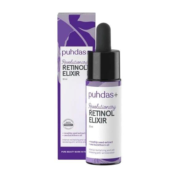 Retinol elixir 30ml - Puhdas+