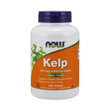 Kelp 150mcg 200tabl – Now foods
